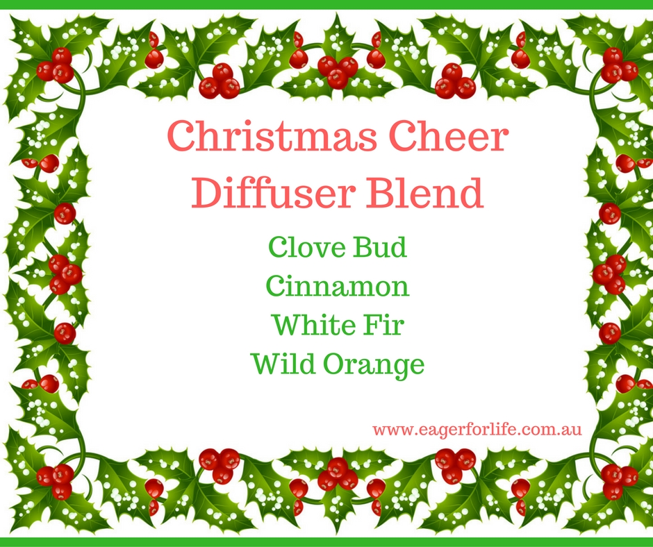 Christmas Cheer Diffuser Blend