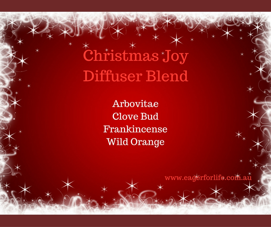 Christmas Joy Diffuser Blend