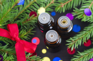 Christmas and essential oils