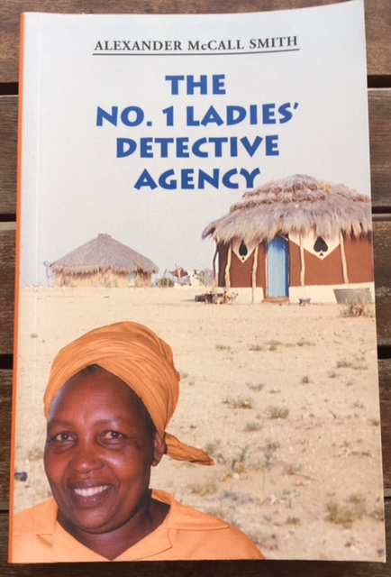 book: the no 1 ladies detective agency