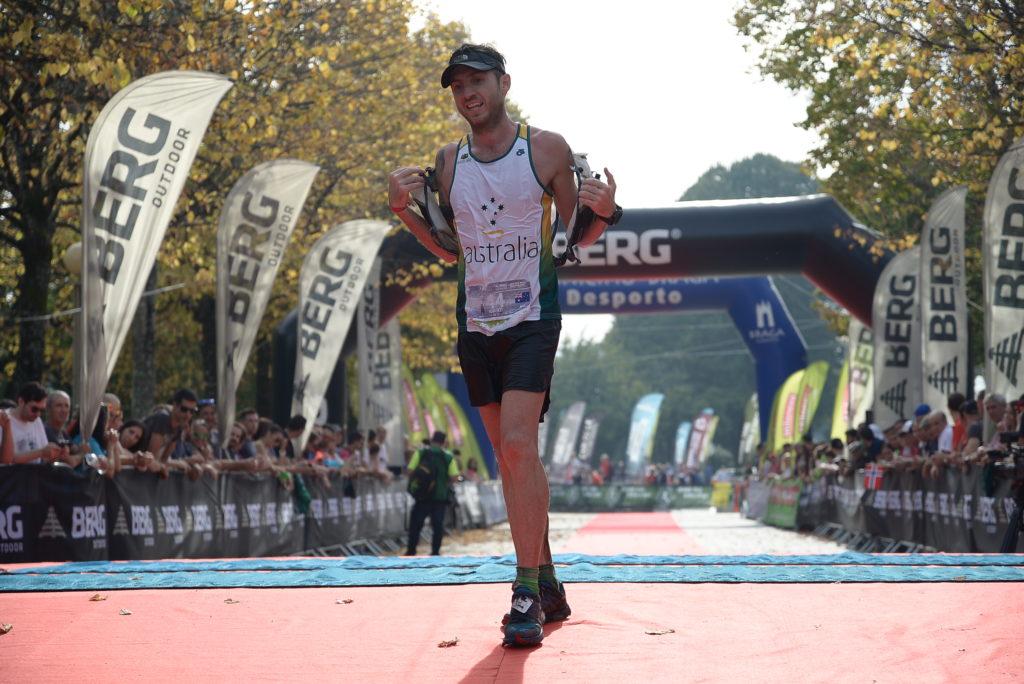 Australian runner