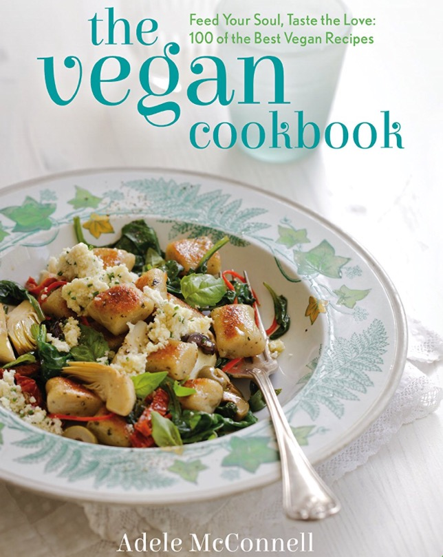 vegan cookery book