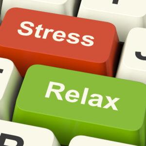 Stress key
